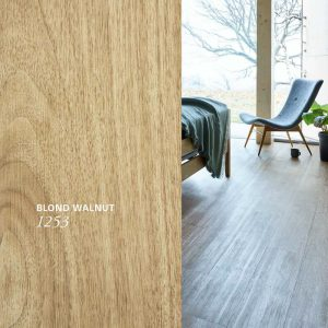 LG Hausys Wood Decotile Blond Walnut