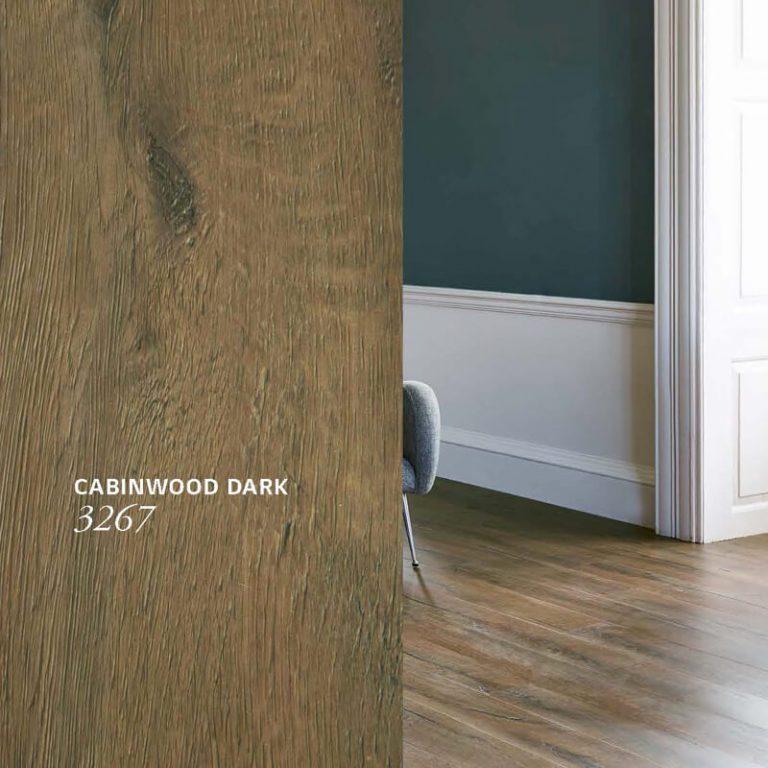 LG_Hausys Cabinwood Dark LVT