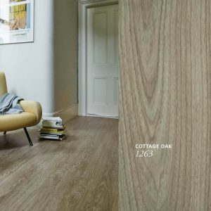 LG Hausys Wood Cottage Oak