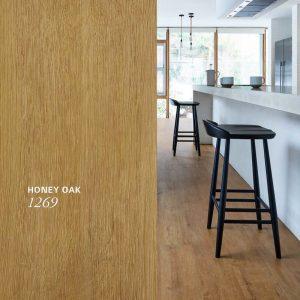 LG Hausys Wood Honey Oak
