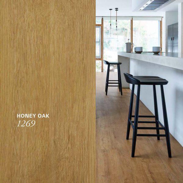 LG_Hausys Honey Oak LVT