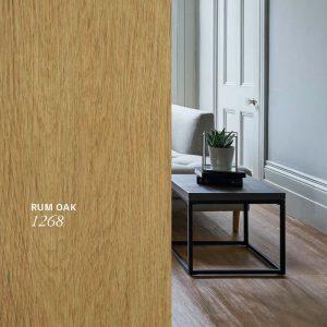 LG Hausys Wood Rum Oak